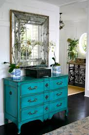 teal color furniture. Teal Is So Very Rich\u2026if You Are Just Looking For A Pop Of Color In Your Home\u2026refurbishing Vintage Piece Furniture Weathered Would Be Tons