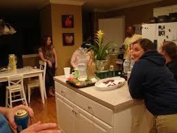 Kitchen Party 21 September 2010