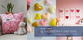 There are also some pictures to tell the story. 14 Simple Valentine S Day Sewing Tutorials Village Bound Quilts