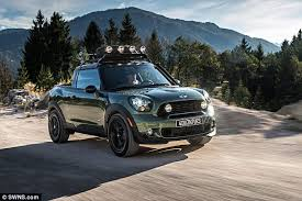 What the TRUCK? Mini reveals unique take on the iconic pickup that ...