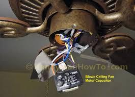 hampton bay ceiling fan model ef200da 52 n motor capacitor