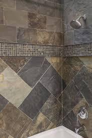 architecture daltile continental slate brazilian green porcelain tile mosaic persian gold beige shower walls look alike