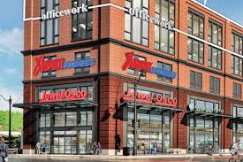 last winter real estate broker sierra u s announced that jewel osco and xsport fitness