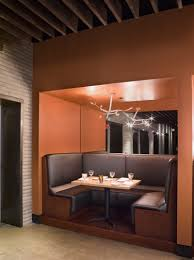 Against The Wall Dining Table Kitchen Dining Kitchen Upholstered Banquette And Booth Dining