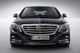 The Mercedes Benz S Class Pullman is the Ultimate Luxury Vehicle ...