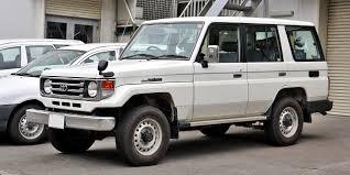 File:Toyota Land Cruiser 70 003.JPG - Wikimedia Commons