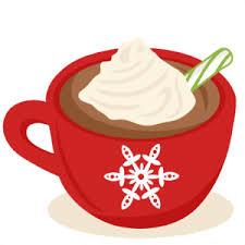 hot chocolate christmas clip art. Modren Hot Intended Hot Chocolate Christmas Clip Art N