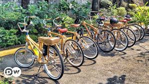Curbing Air Pollution One Bamboo Bike At A Time Environment All Topics From Climate Change To Conservation Dw 18 06 2014