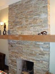 Slate Fireplace Phinney Ridge  Jims Custom Tile And CabinetrySlate Fireplace
