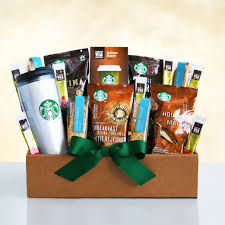 starbucks to go gift box