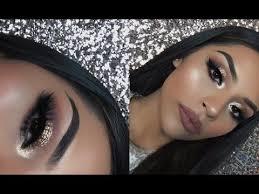 new years glam makeup tutorial sarahy delarosa you