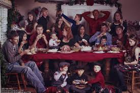 Family Christmas Picture An Honest Christmas Card Anna Angenend Blog