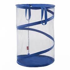Spiral Pop Up Laundry Hamper 1354892