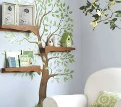 tree wall decor ideas shelves bedroom decoration tree wall decor ideas shelves bedroom decoration