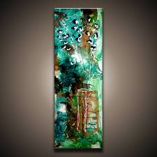 acrylic abstract paintings pdranitsin ongreenacrylicpaintingabstractartslideshow370 jpg