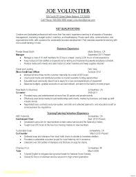 Simple Job Application Template