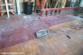 how to remove adhesive from wood floor as usual when it comes to removing paint from