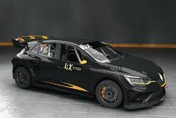 2018 renault rs. contemporary 2018 guerlain chicherit renault megane rs rx in 2018 renault rs
