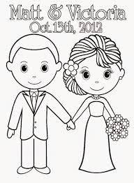 Coloring Pages Free Printable Wedding Coloring Book Templatefree