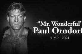 The wrestling world mourns the death of ...