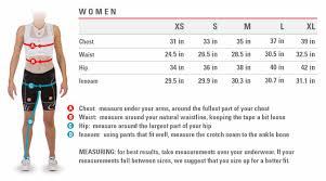 Us Size Chart Women S Pants Size Chart Castelli