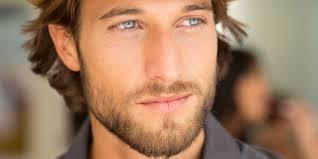 Young gay beard cut