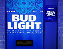 Bud Light Vending Machine Gorgeous Bud Light Vending Machine On Behance