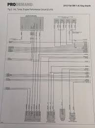 fiat wiring diagrams all these diagrams are for 2013 abarth