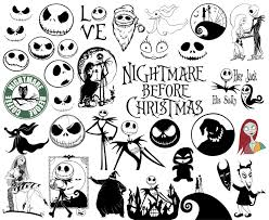 Watch online the nightmare before christmas (1993) in full hd quality. Nightmare Before Christmas Svg Christmas Svg Nightmare Svg Etsy Nightmare Before Christmas Tattoo Christmas Tattoo Nightmare Before Christmas Ornaments