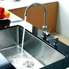 Composite Undermount Sink Granite Vs  Stainless Steel21