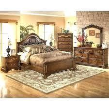 Image Of Silverglade Mansion Bedroom Set Ashley Furniture ...