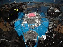 electric choke hookup ford truck enthusiasts forums it s the black white wire i plugged into it runs through the harness down to the alternator i think hooked to s