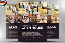 house flyer dhavvied cf open house flyer template