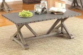 nailhead trunk coffee table top coaster rectangular trim coffee table in coffee table plan longwood nailhead