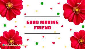 good morning friend facebook hd