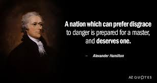 Alexander Hamilton Quotes Adorable TOP 48 QUOTES BY ALEXANDER HAMILTON Of 48 AZ Quotes