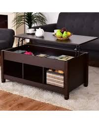 Bargains on Costway Lift Top Coffee Table w Hidden partment
