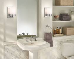 best lighting for bathroom. see bathroom lighting options with the contessa collection by kichler best for o