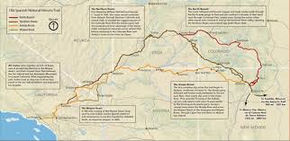 Old Spanish Trail Trade Route Wikipedia