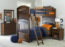 Legacy Classic Bedroom Furniture Legacy Classic Kids Academy Twin Panel Bed With Slat Detail