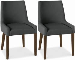 dining chairs uk.  Dining Bentley Designs Ella Walnut Charcoal Scoop Back Dining Chair Pair  EOL Inside Chairs Uk E