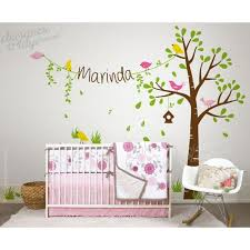 bir tree with name for penelope bedding