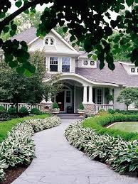 Small Picture Planning Your Front Yard Landscape