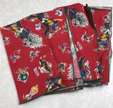 holiday cloth napkins. Interesting Holiday Image Is Loading NormanRockwellChristmasHolidayClothNapkinsSetof Throughout Holiday Cloth Napkins T