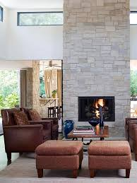 A Fireplace for Inside and Out
