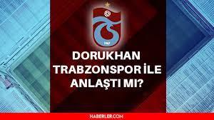 Dorukhan Toköz Trabzonspor'da mı? Dorukhan Toköz Trabzonspor ile anlaştı  mı? - Haberler
