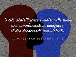 3 Clés Dintelligence émotionnelle Pour Une Communication Pacifique
