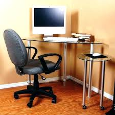 office computer desks. Glass Corner Computer Desk Desks Awesome Table Small L Shaped Work D . Office