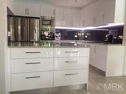 cabinet doors may be profile routered they do not need to have a flat or plain face so no matter the cabinet door style you choose a polyurethane finish