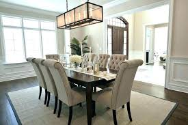 Transitional Dining Room Table Style Furniture  Sets Carpet In6